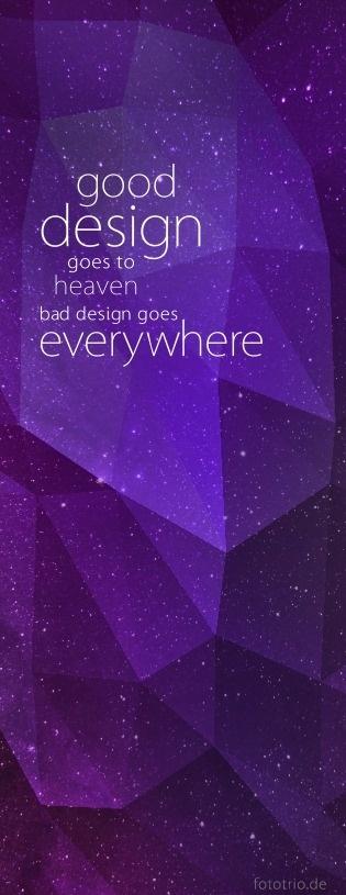 Good Design goes to heaven - Mieke Gerritzen #vertical #quote #design #quotes #illustration #poster #collage #good