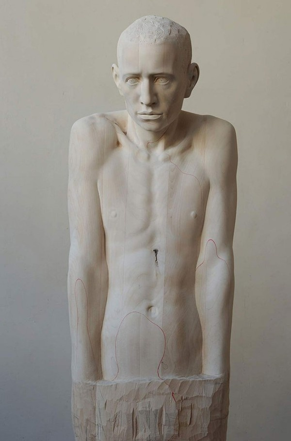 Mario Dilitz Sculptures 13 #wood #sculpture #art