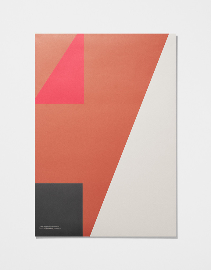Playtype Rusty Poster