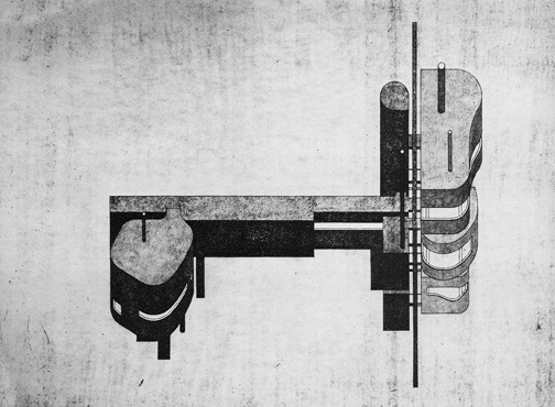 architectural drawing #architecture #1971 #drawing
