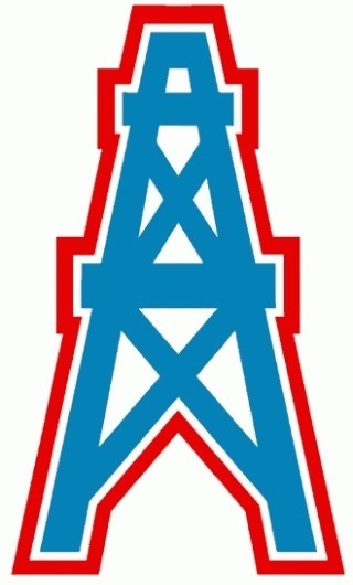 Houston Oilers Logo - Chris Creamer's Sports Logos Page - SportsLogos.Net #vector #oilers #retro #logo #football #typography