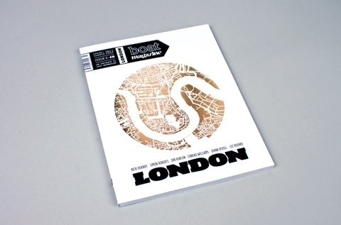 FFFFOUND! #london #photography #boat #type #editorial #magazine #typography