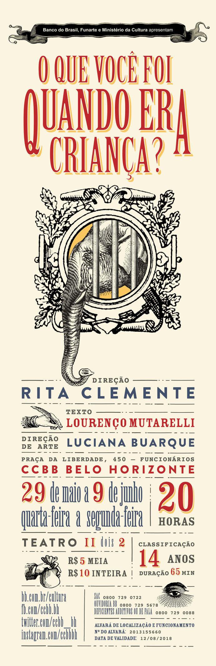 Yasmin Santana #cage #elephant #poster #typography