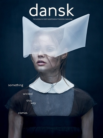 DANSK Magazine | AW11 Cover | F.TAPE | Fashion Directory