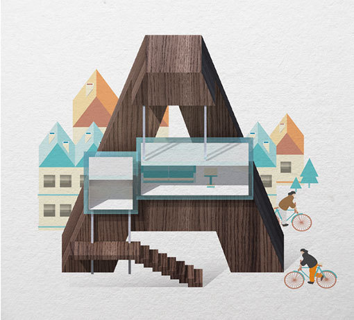 Design Work Life » Jing Zhang #font