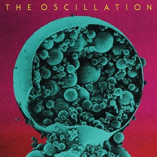 The Oscillation – La Boca – Illustrators & Artists Agents – Début Art #music #cover #album #design