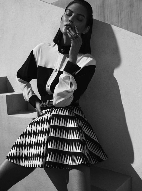Fashion — Latest fashion campaigns, editorials and related projects featuring beautiful models #fashion #model #photography #girl