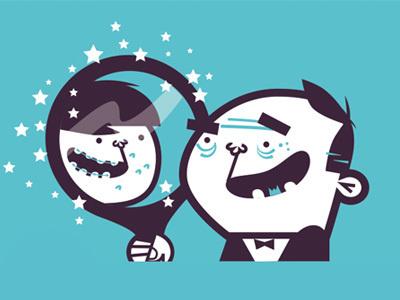 001 #old #design #mirror #illustration #man #character