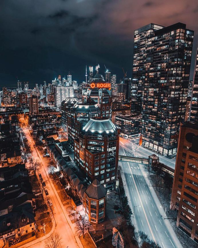 Stunning Cityscape and Urban Photography by Tudor Stanescu