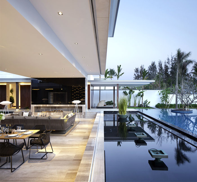 Chenglu Sea-view Villa complex by GAD architecture - #architecture, #house, #home, home, architecture