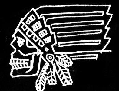 FFFFOUND! | Dribbble - Sketchin' by Curtis Jinkins #drawn #hand #skull