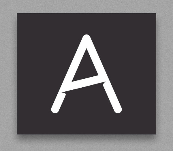 A #canvas #icon #typography #type #shadow