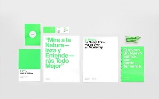 Anagrama | El Vivero #agency #anagrama #branding #mexico #el #corporate #vivero #identity #monterrey