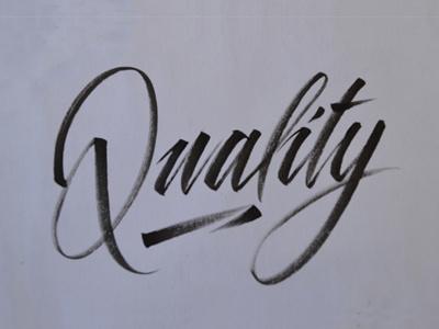 Q_dr #calligraphy