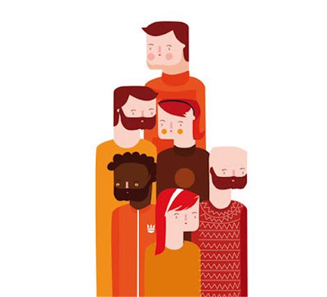 argijale #illustration #people