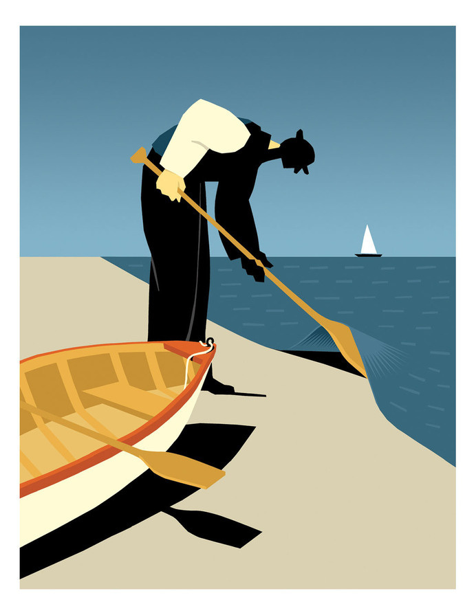 Selected Illustrations | Craig Frazier #illustration