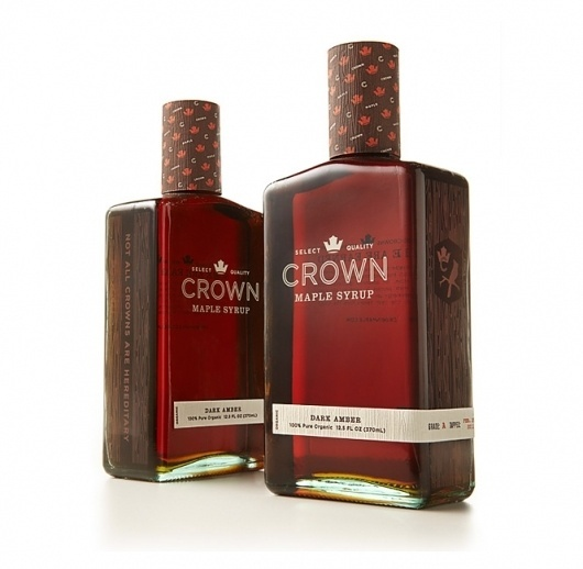 Studio MPLS   Design #mpls #crown #branding #bottle #packaging #syrup #studio #maple