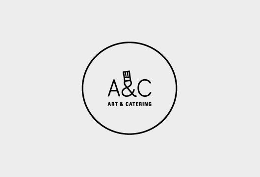 Art & Catering / Identidad « medialdea #logo #brand