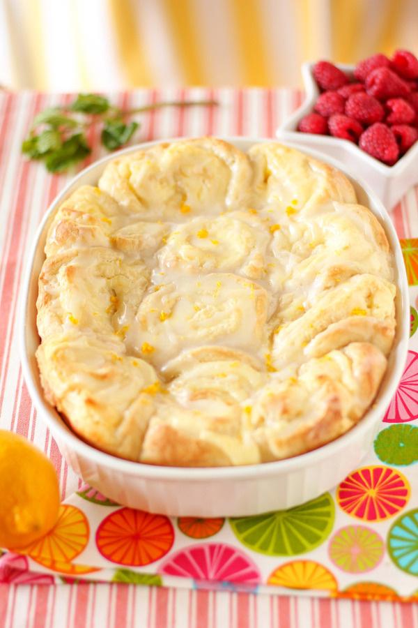 Lemon Cheesecake Morning Buns > Willow Bird Baking #food