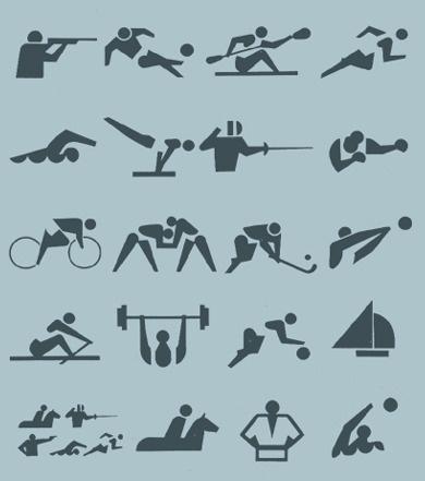 tokyo icon sport.gif #icon #olympic #sports #pictogram