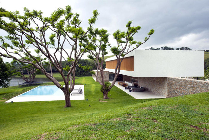 Cubic Beach House by RoccoVidal P+W - #architecture, #house, #home, home, architecture