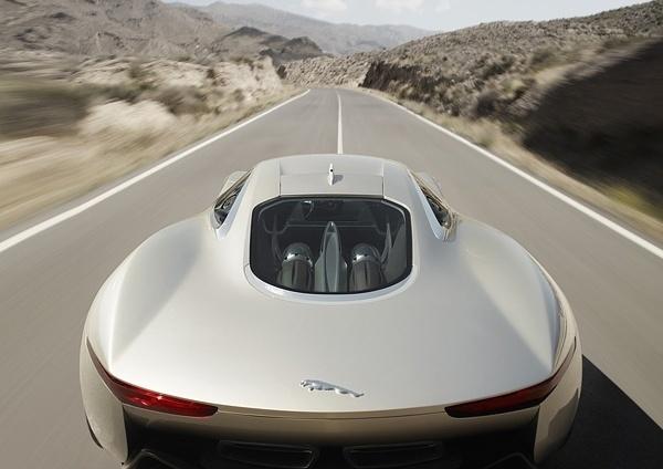 Limited Edition Jaguar C-X75 #jaguar #car