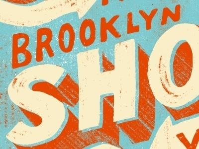 Dribbble - Brooklyn by Jeremy Paul Beasley #type