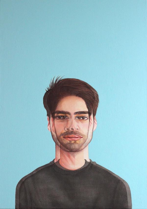 Pavel Gempler   PICDIT #artist #glitch #art #painting