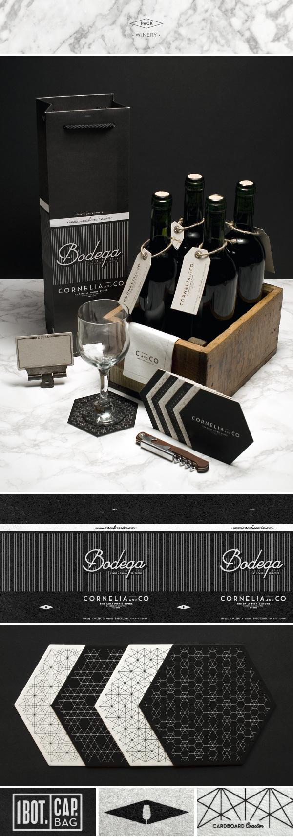 CORNELIA and CO [ Brand identity #restaurant