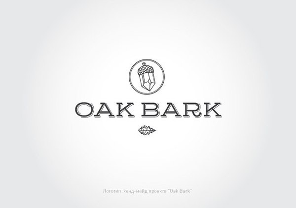 Oak Bark #logo #sailor #hobo #and