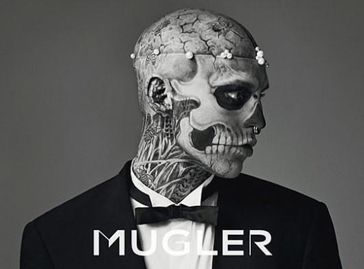(1) Carlos Bull / Pinterest #mens #genest #tattoo #photography #rick #mugler