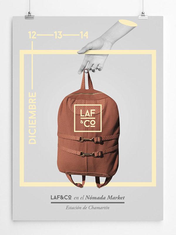 Laf&Co Logo design