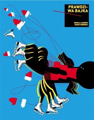True story #fairytale #book #cover #skates #true #ice