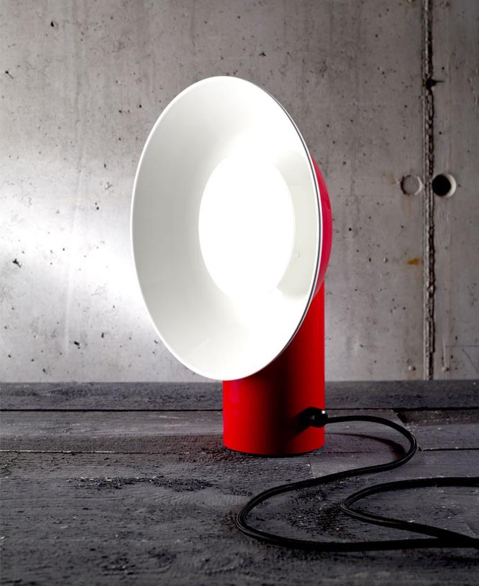 Reverb Table Lamp by Alessandro Zambelli - #lamp, #design, #lighting, lights, lighting design