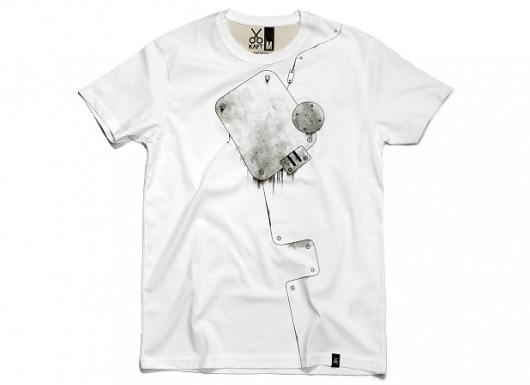 KAFT Design - MECHANICAL BODYÂ Tshirt #clothing #apparel #t #tshirt #shirt #tee