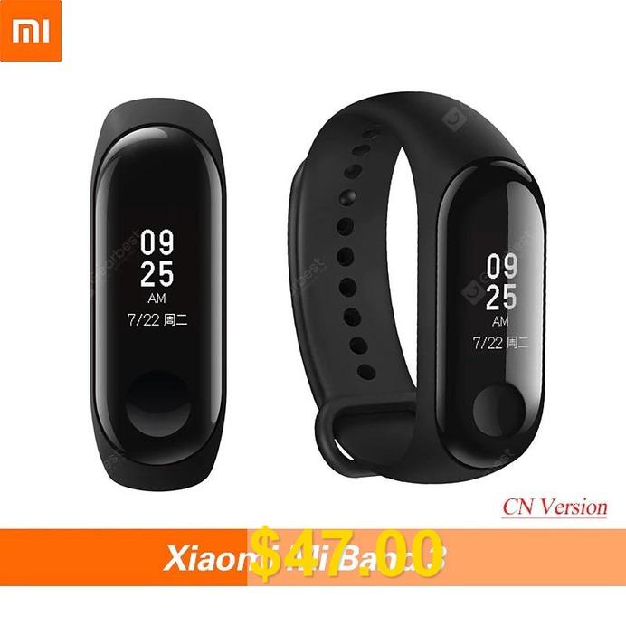 Xiaomi #MI #Band #3 #Smart #Tracker #Heart #Rate #Monitoring #Sports #Watch #Smart #Wristband #Watch