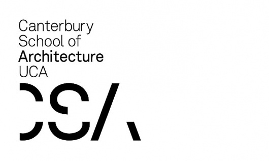 Graphical House - Canterbury School of Architecture #logo #identity #branding