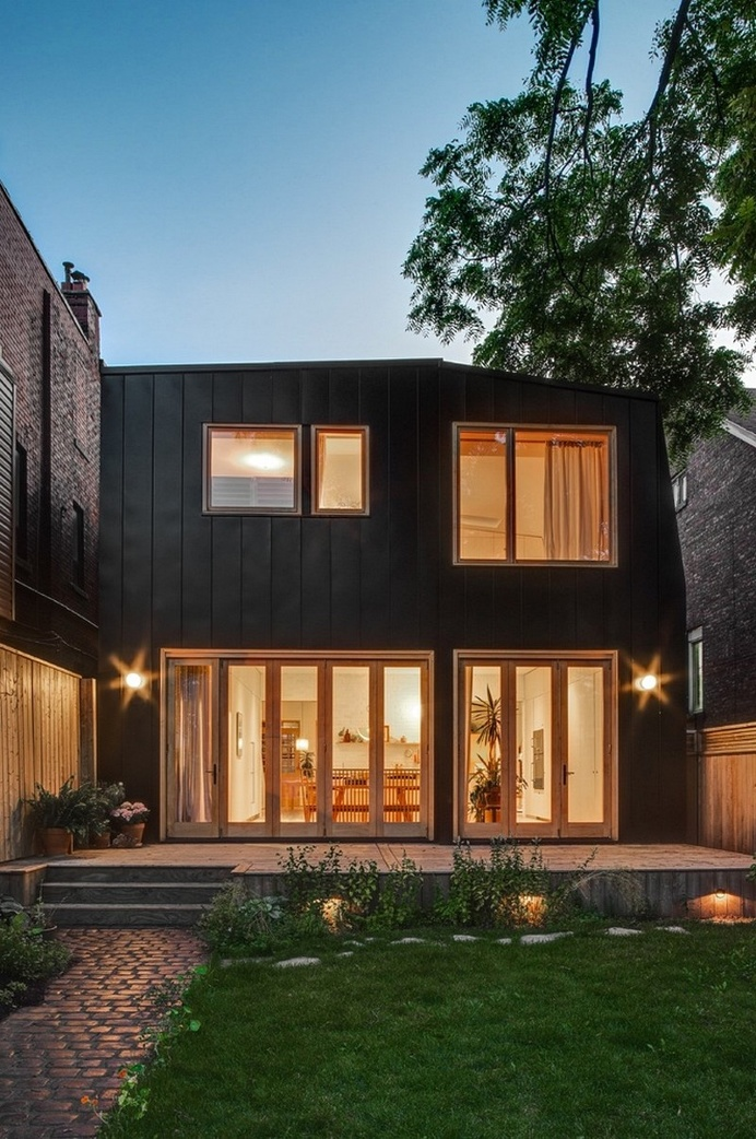 Dunn House / The Practice of Everyday Design
