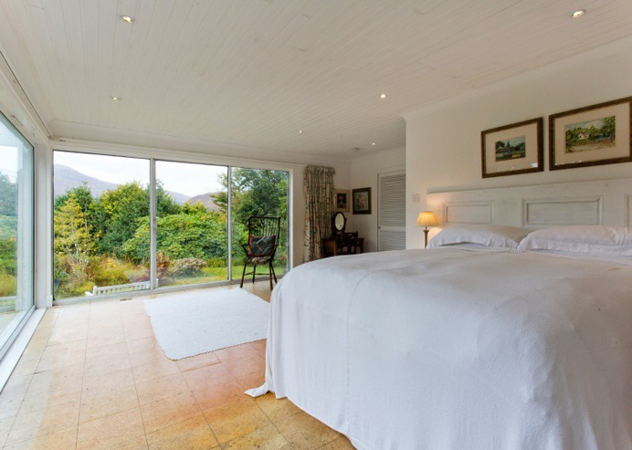 Bed and Breakfast Accommodation Scotland - Glenelg House Room