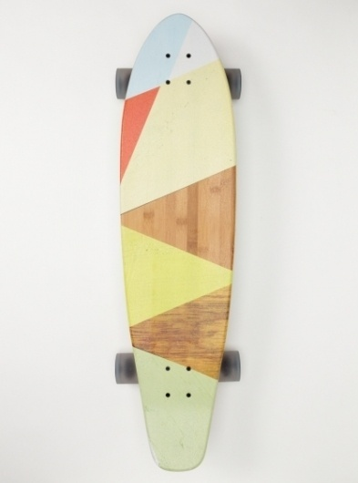 Oh, Pioneer! #skateboard #pattern #geometric