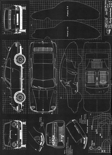porsche3.jpg (Imagem JPEG, 470x647 pixéis) #design #car #sketch