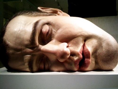 Your favorite photos and videos | Flickr #human #giant #head #sculpture
