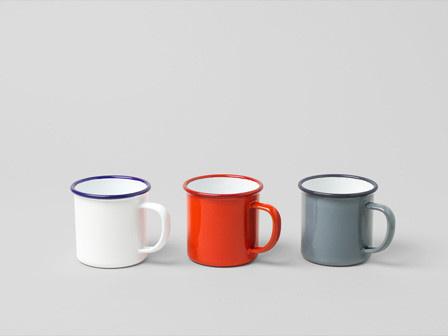 Mug #mug #enamel