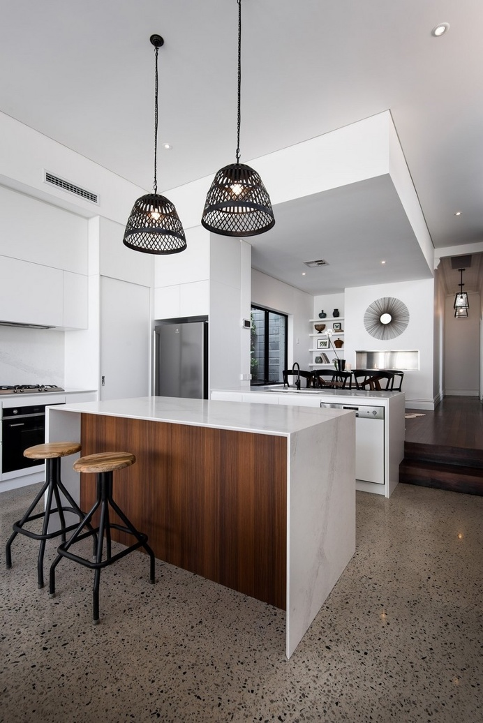 West Leederville House: 1903 Cottage Redesigned by Studio Atelier