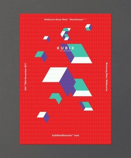 kubik melbourne : #festival #in #kubik #qube #the #inks #konstrukt #glow #music #dark
