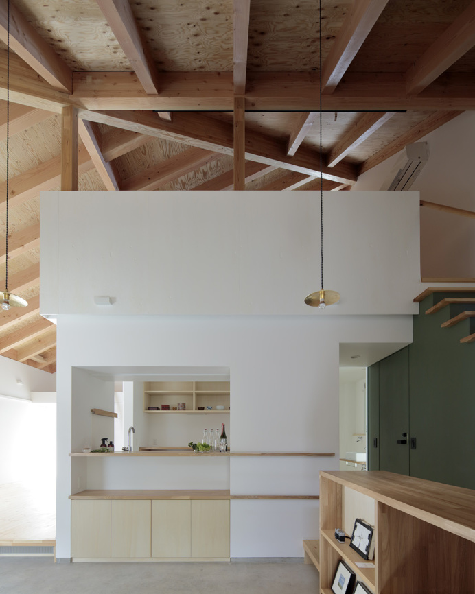 MU by Ikeda Yukie Architects