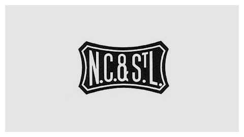 Nashville, Chattanooga and St. Louis Ry (1924) #seal #logo #identity