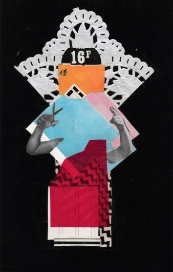 Fitacola collage 2012 on the Behance Network #collage
