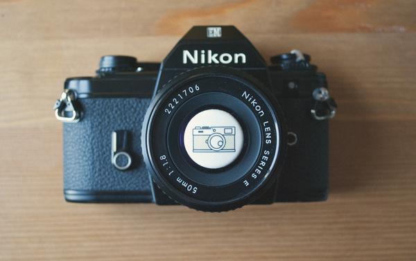 Camera Button #branding #camera #photo #design #lens #button #pin #leica #nikon