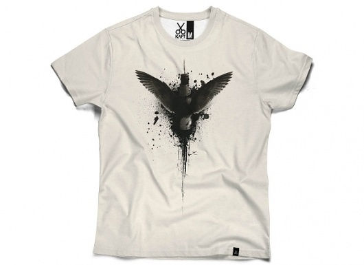 KAFT Design - DERBEDERÂ Tshirt #beer #clothing #design #tshirt #wing #tee